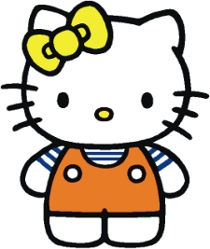 Mimmy, Hello Kitty's Twin Sister